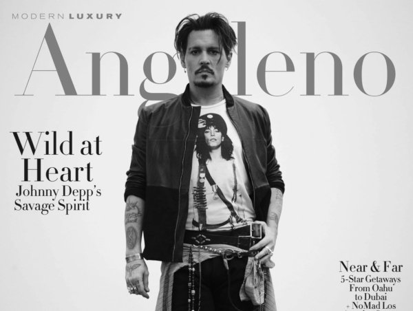 THE WALL feature in Modern Luxury Angeleno, May 2018 Issue (thumbnail)