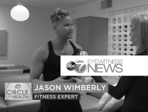 Jason from THE WALL partners with W Hotels to launch FUEL WEEKENDS internationally, talks with ABC 7 Eyewitness News