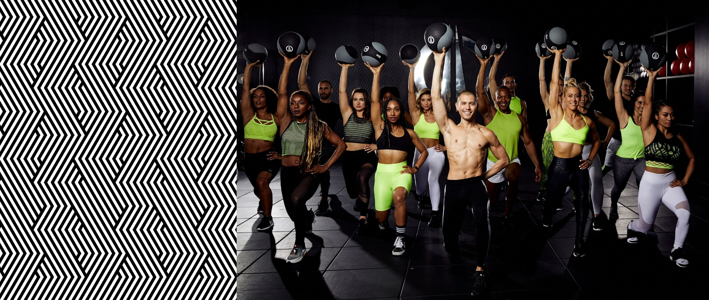 What should you expect? A unique fitness experience combining high intensity circuit training, indoor cycling, and core activation in expert-led classes.